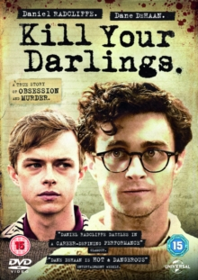 Kill Your Darlings, DVD  DVD