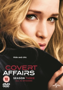 Covert Affairs: Season 3, DVD  DVD