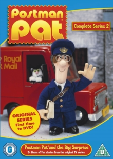 Postman Pat: Series 2 - Postman Pat's Big Surprise, DVD