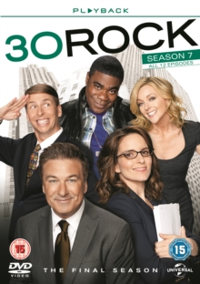 30 Rock: Season 7, DVD  DVD