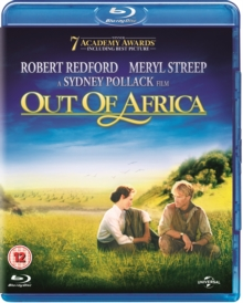 Out of Africa, Blu-ray