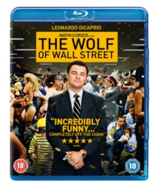 The Wolf of Wall Street, Blu-ray