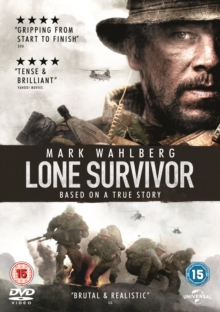 Lone Survivor, DVD