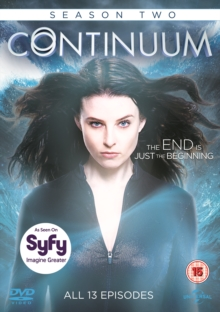 Continuum: Season 2, DVD  DVD
