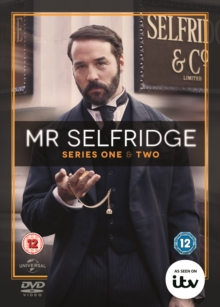 Mr. Selfridge: Series 1 and 2, DVD
