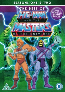 He-Man and the Masters of the Universe: Series 1 and 2, DVD