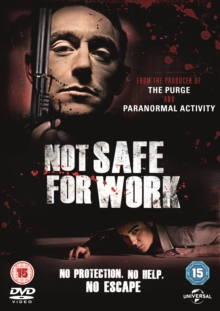 Not Safe for Work, DVD