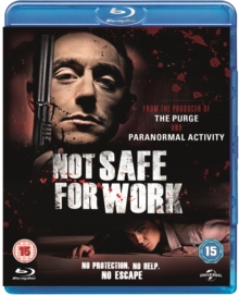 Not Safe for Work, Blu-ray