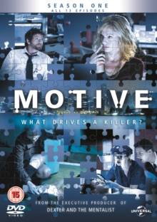 Motive: Season 1, DVD