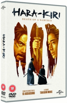 Hara-kiri - Death of a Samurai, DVD