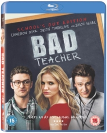 Bad Teacher, Blu-ray