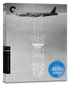 Dr Strangelove - The Criterion Collection, Blu-ray