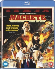 Machete, Blu-ray