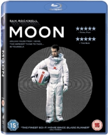 Moon, Blu-ray  BluRay