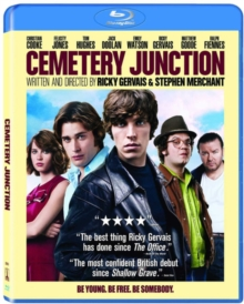 Cemetery Junction, Blu-ray