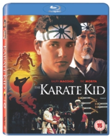 The Karate Kid, Blu-ray