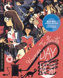 Day for Night - The Criterion Collection, Blu-ray