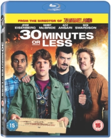 30 Minutes Or Less, Blu-ray  BluRay