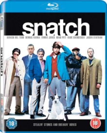 Snatch, Blu-ray  BluRay