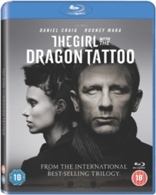 The Girl With the Dragon Tattoo, Blu-ray