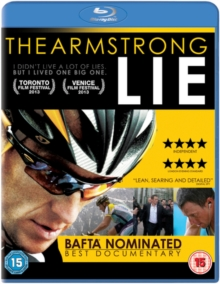 The Armstrong Lie, Blu-ray