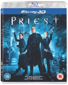 Priest, Blu-ray