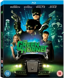 The Green Hornet, Blu-ray