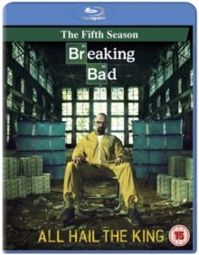 Breaking Bad: Season Five - Part 1, Blu-ray  BluRay