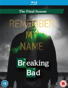 Breaking Bad: Season Five - Part 2, the Final Season, Blu-ray