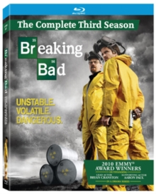 Breaking Bad: Season Three, Blu-ray