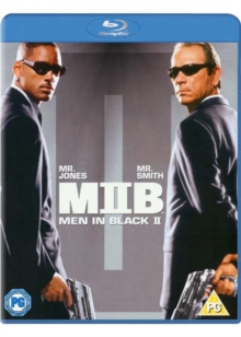 Men in Black 2, Blu-ray