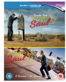 Better Call Saul: Season 1 & 2, Blu-ray