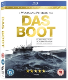 Das Boot: The Director's Cut, Blu-ray