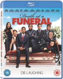 Death at a Funeral, Blu-ray