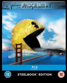 Pixels, Blu-ray  BluRay
