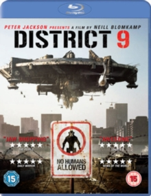District 9, Blu-ray