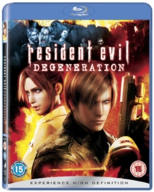 Resident Evil: Degeneration, Blu-ray  BluRay