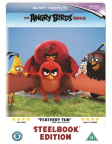 The Angry Birds Movie, Blu-ray