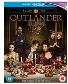 Outlander: Complete Season 2, Blu-ray BluRay