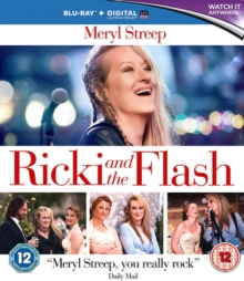 Ricki and the Flash, Blu-ray