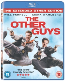 The Other Guys: Extended Edition, Blu-ray