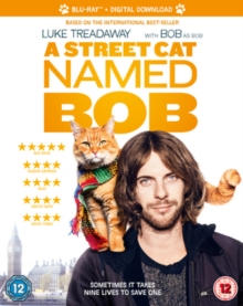 A   Street Cat Named Bob, Blu-ray BluRay
