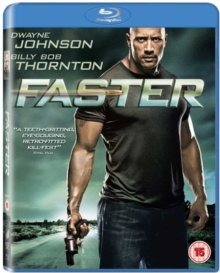 Faster, Blu-ray