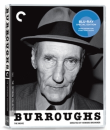Burroughs: The Movie - The Criterion Collection, Blu-ray