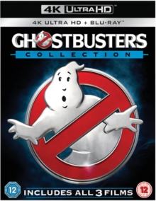 Ghostbusters 1-3 Collection, Blu-ray