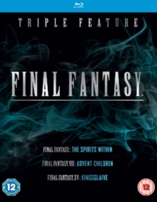 Final Fantasy Triple Feature, Blu-ray BluRay