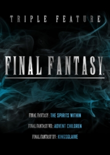 Final Fantasy Triple Feature, DVD