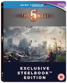 The 5th Wave, Blu-ray