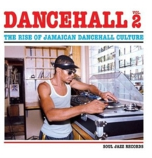 Soul Jazz Records Presents Dancehall: The Rise of Jamaican Dancehall Culture, CD / Album Cd