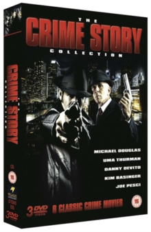 The Crime Story Collection, DVD